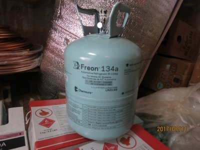 Gas lạnh Freon 134a Chemours USA